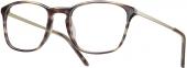 LOOK & FEEL BI 5463 Kunststoffbrille braun