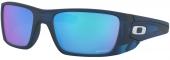 OAKLEY OO 9096 FUEL CELL Sonnenbrille matt blau