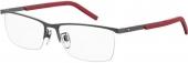 TOMMY HILFIGER TH 1700/F Tragrandbrille schwarz