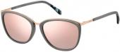 FOSSIL FOS 2091/S Sonnenbrille grau