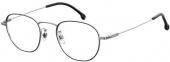 CARRERA 217/G Flex-Brille silbern-schwarz