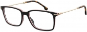 CARRERA 205 Brille schwarz-golden