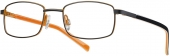 KIDS ONE BEFLEX BI 4301 Kinderbrille schwarz orange