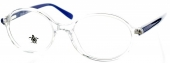 Turtle P160 Babybrille transparent-blau