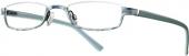 readers eyewear BI 1173 Halbbrille Lesebrille grün