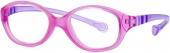 CentroStyle Active frames Kinderbrille Sportbrille 15363N lila