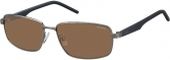 Polaroid PLD 2041/S Sonnenbrille polarized grau