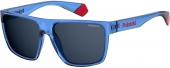 Polaroid PLD 6076/S Sonnenbrille polarized blau