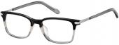 FOSSIL FOS 7075/G Brille schwarz-grau