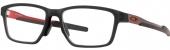 OAKLEY METALINK OX 8153 Kunststoffbrille schwarz-blau