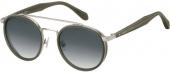 FOSSIL FOS 2082/S Sonnenbrille olivegrün