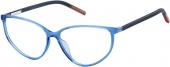 TOMMY JEANS TJ 0012 Kunststoffbrille blau