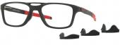 OAKLEY GAUGE 7.2 ARCH OX 8113 Kunststoffbrille matt schwarz