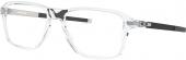 OAKLEY WHEEL HOUSE OX 8166 Kunststoffbrille transparent schwarz