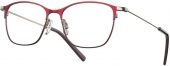LOOK & FEEL BI 8259 Brille rot