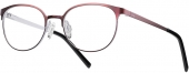 KIDS ONE BI 4291 Kinderbrille rot-weiß