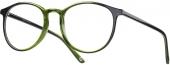 LOOK & FEEL BI 5509 Kunststoffbrille grün