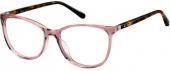FOSSIL FOS 7071 Kunststoffbrille transparent-rosa