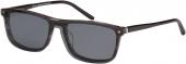 XP by vonBogen 1413 Brille mit Sonnenclip