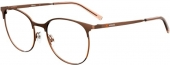 MISSONI MMI 0026 Brille braun orange