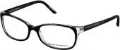 PORSCHE DESIGN P8247 Kunststoffbrille schwarz