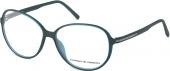 PORSCHE DESIGN P8279 Kunststoffbrille graublau