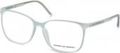 PORSCHE DESIGN P8270 Kunststoffbrille hellblau