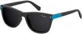 Polaroid PLD 8025/S Kindersonnenbrille polarisiert schwarz-türkis