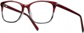 START UP premium BI 5486 Kunststoffbrille rot-grau
