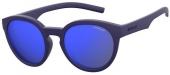 Polaroid PLD 8019 Kindersonnenbrille polarisiert dunkelblau
