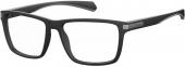 Polaroid PLD D355 Kunststoffbrille schwarz-grau