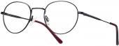 START UP premium BI 8362 Brille schwarz rot