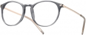LOOK & FEEL BI 5504 Brille grau roségold