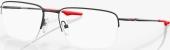 OAKLEY WINGBACK SQ OX 5148 Titan Tragrandbrille rotbraun