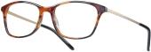 LOOK & FEEL BI 5465 Kunststoffbrille braun