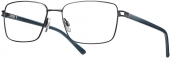 LOOK & FEEL Beflex Brille BI 7016 Flex-Brille schwarz-petrol