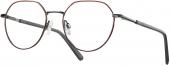 START UP premium BI 8363 Brille grau-rot