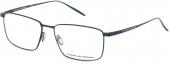 PORSCHE DESIGN P8373 Titanium Brille blau