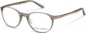 PORSCHE DESIGN P8342 Kunststoffbrille braun