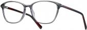 START UP premium BI 5493 Kunststoffbrille grau-rot