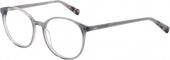 AUGENBLICK Brille ASTA grau-transparent