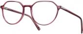 LOOK & FEEL BI 5522 Kunststoffbrille pink
