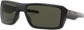 OAKLEY DOUBLE EDGE OO 9380 Sonnenbrille matt schwarz