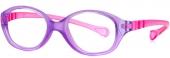 CentroStyle Active frames Kinderbrille Sportbrille 15368 violett/fuchsia