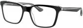 RAY-BAN RB 5391 Kunststoffbrille schwarz transparent