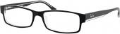 RAY-BAN RB 5114 Kunststoffbrille schwarz-transparent