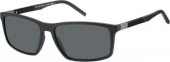 TOMMY HILFIGER TH 1650/S Sonnenbrille matt-schwarz