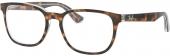 RAY-BAN RB 1592 Jugend Kunststoffbrille braun