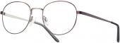 START UP premium BI 8361 Brille rot-silbern