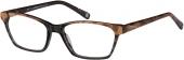 XP by vonBogen X 1348 Brille schwarz braun transparent